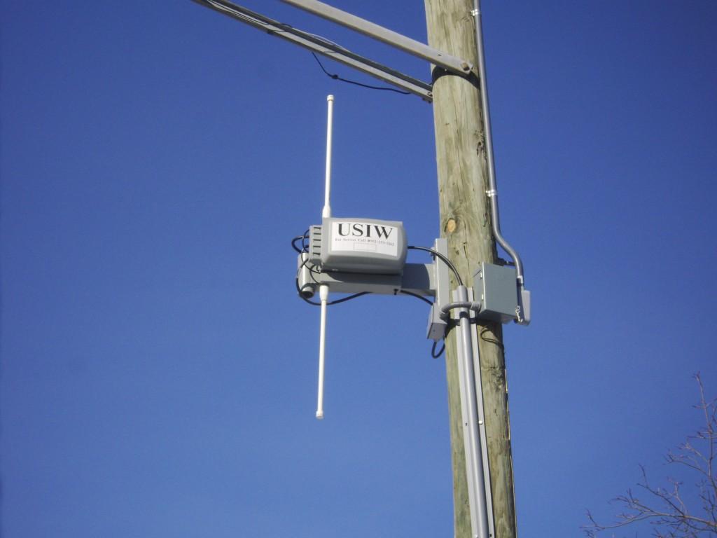 Metro Wireless Node