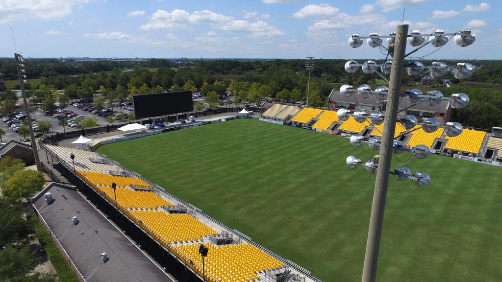 Professional Soccer Club calls MUSC Health Stadium on Daniel